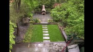 Youtube Small Garden Design Ideas Designing Your Townhouse Garden Landscaping Part 2