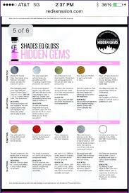 Redken Shades Eq Chart 2016 Redken Shades Eq Cream Color Chart Best Picture Of Chart