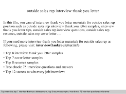 Outside Sales Rep Resume Outside Sales Rep