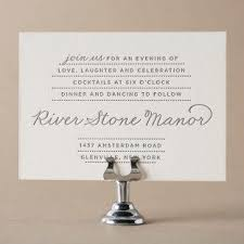Reception Cards By Bella Figura