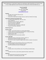 Example College Application Resume Examples Of Resumes