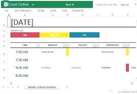 Program Calendar Template Program Calendar Template Summer