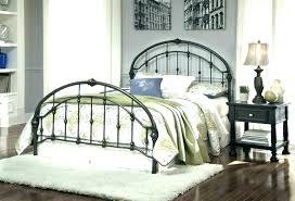 wrought iron queen bed – laviemini.com