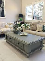 pine coffee table refinish painting tables ideas taupe painted and matching lamp by life home design