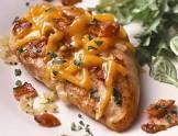 bacon cheddar chicken fillet melt