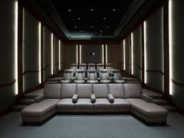 Home Theatres Designs Cool Inspiration Design