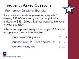 salary range calculator denton isd pay study design ppt download