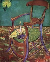 vincent van gogh gauguin s chair december 1888 arles oil on canvas