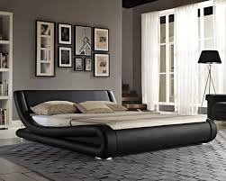 Double Bed Faux Leather King Size Frame Modern Italian Designer Bed and  Mattress in Home, Furniture & DIY, Furniture, Beds & Mattresses, Bed Frames  & Divan ...