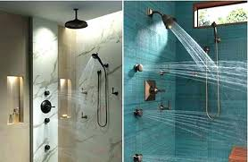 multiple shower heads.  Shower Multi Head Shower Multiple Systems Info Throughout Ideas 7  Grohe System Inside Heads M