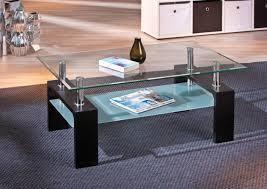 Links 50100045 Daan Table Basse Noir 100 X 60 X 45 Cm Amazon Fr Gs Table Basse Chene Sonoma