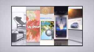 Design Digital Catalog E Catalog Samsung Real Size Digital Signage
