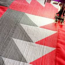 95 best WALKING FOOT QUILTING images on Pinterest | Sewing tips ... & Walk Your Stitches Right Out of the Ditch: Fresh Ideas for Quilting with a Walking  Foot Adamdwight.com