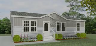 Single Wide Mobile Home Floor Plans 2 Bedroom Small Mobile Homes Small Home Floor Plans