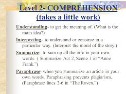 Labeling for Comprehension  Reading Level    by RemediaPub     best Creative and Critical Thinking images on Pinterest Thinking stems  resource folders Reading ComprehensionReading StrategiesComprehension