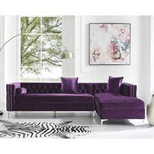 inspired home olivia purple silver