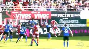 KV Kortrijk 2 X 1 Club Brugge KV ○ Belgium Jupiler League 20-08-2016 -  video dailymotion