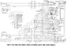 f dash wiring diagram f automotive wiring diagrams 1967 f 100 thru