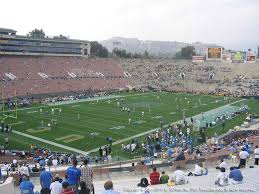 Rose Bowl Stadium View From Section 28a Vivid Seats