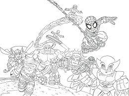 Lego Dc Comics Superheroes Coloring Pages Dc Coloring Pages Dc Super