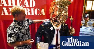 <b>Golden</b> Trump <b>statue</b> turning heads at CPAC was made in … Mexico ...