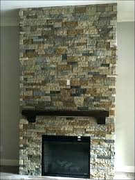 faux wall cover full size of rock covers home depot stone fireplace large wood coverings up stone fireplace