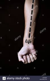 Word Tattoo Immagini Word Tattoo Fotos Stock Alamy