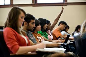 five great ut scholarships ut news the university of texas at  classroom student raising hand