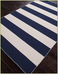 navy blue striped rug area ideas pertaining to and white idea 5