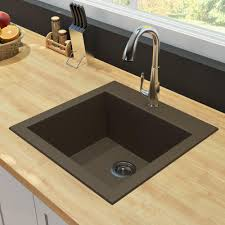 Granite Single Bowl Kitchen Sink Granite Sink Single Bowl Brown Plumbing Artika