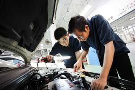 ite a global leader for innovations in technical education nitec in automotive technology light vehicles