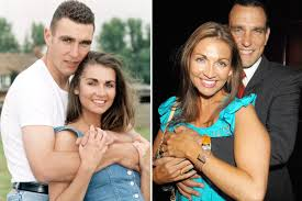 Vinnie Jones' late wife Tanya was his 'perfect match' who ...