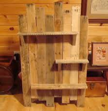 etsy pallet furniture. Rustic Pallet Shelving Unit 45x28 By SamsPalletsNmore On Etsy, $50.00 Etsy Furniture A
