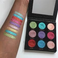 Pressed Glitter Palette Abracadabra <b>палетка глиттеров</b> от <b>makeup</b> ...