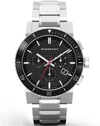 10 luxury burberry watches reviews best collection 2017 burberry black dial chronograph stainless steel mens watch bu9380