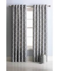 grey bedroom curtains. buy collection trellis lined eyelet curtains-229 x 229cm - grey at argos.co bedroom curtains e