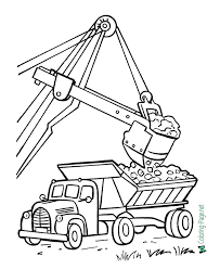 Top 25 truck coloring pages: Truck Coloring Pages