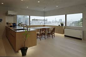 architectural design office. Small Kitchen And Dining Room Interior Decor With Parquet Wooden Island Drawer Sink Faucet Architectural Design Office W