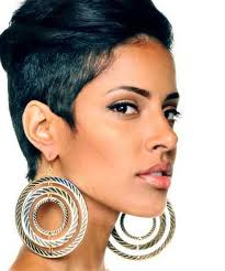 african american short hairstyles simple mohawk