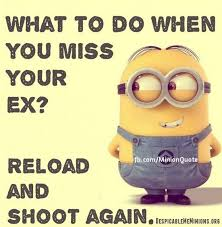 funny minion e about relationships