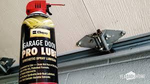 garage door lubeTips for Replacing A Garage Door Opener  Yea Dads Home