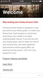 Design Your Own Workout Plan Personal Growth Project Pgphealth Twitter
