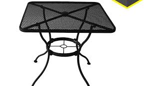 exploding chairs garden smashed black shattering top treasures agreeabl outdoor metal recall table argos parts set