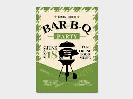 Bbq Poster Rustic Barbecue Poster Template Psd Ai Vector Brandpacks