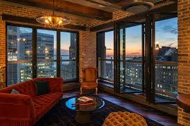 The Penthouse At The Setai Wall Street Is One Of The Most Lavishly - Nyc luxury apartments for sale