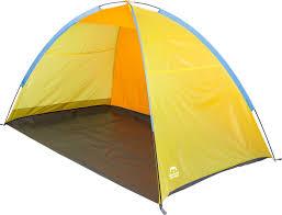 "<b>Тент пляжный JUNGLE CAMP</b> ""Tenerife Beach"", цвет: желтый ..."