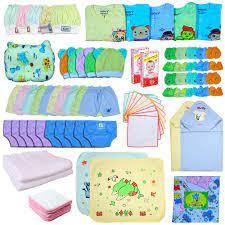 Bộ 102 Đồ Dùng Đi Sinh Cho Mẹ Dùng Cho Bé Sơ Sinh từ 2-6kg ( ảnh thật)  102ACMKF - KIBA Fashion ( đồ cho trẻ sơ sinh , quần áo cho
