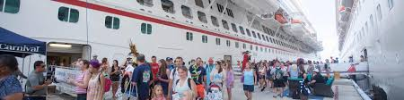 what to expect on a cruise getting off the ship photo cruise critic