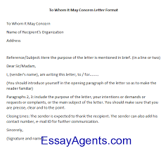 to whom it may concern cover letters to whom it may concern letter sample misc pinterest sample