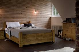 Solid Timber Bedroom Furniture Wooden Beds